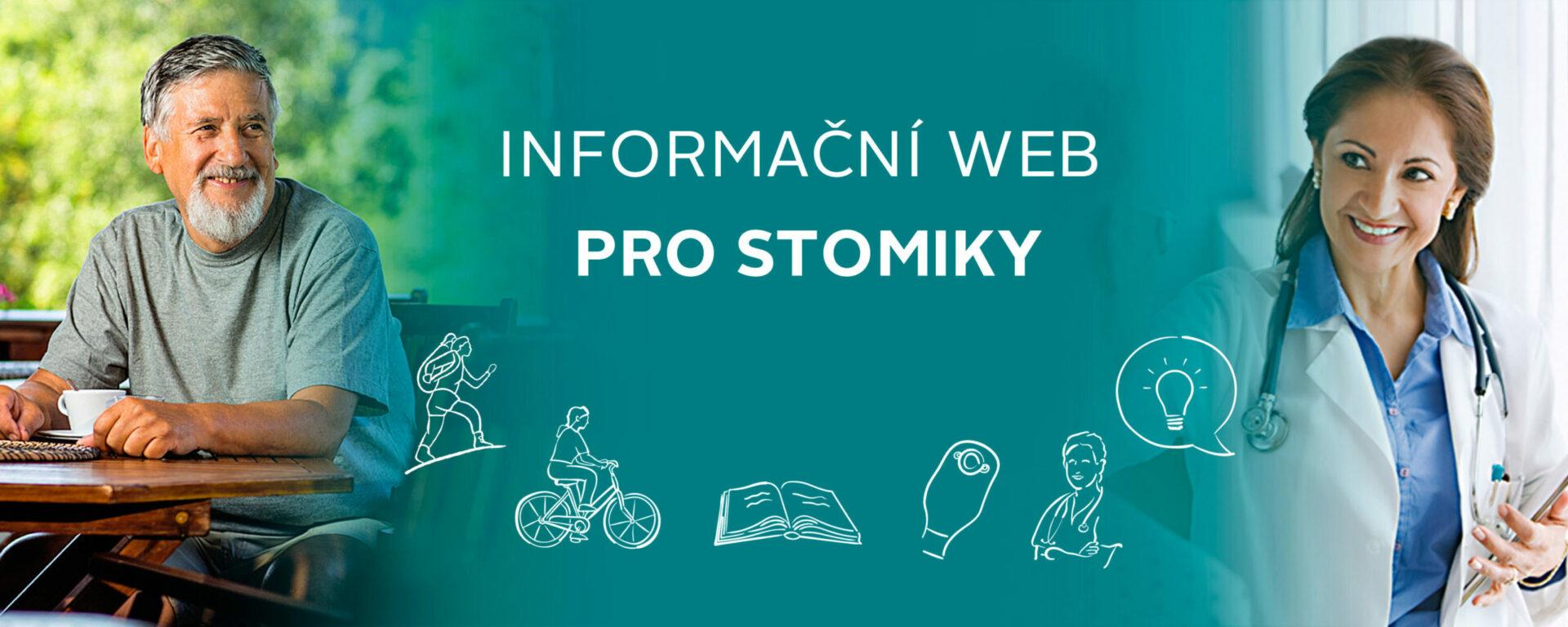 Banner: Informace o stomiích